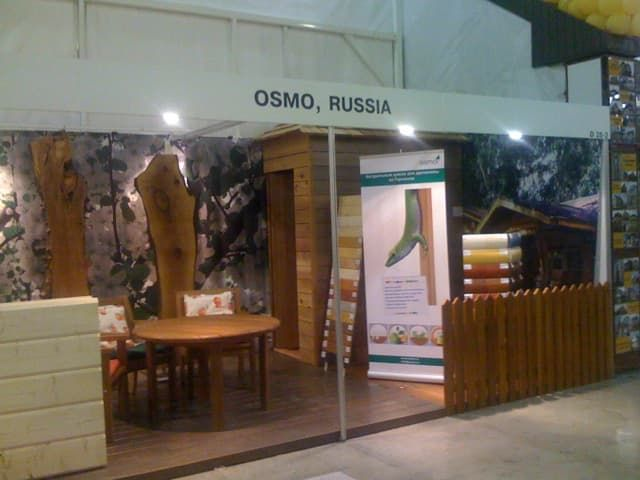 Дер Дом OSMO-stand